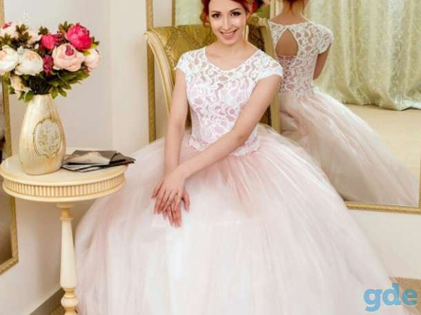 34dee53a42d Свадебное платье новое Роззи