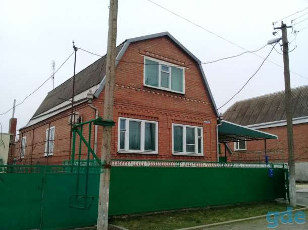 Продаётся дом, фотография 1