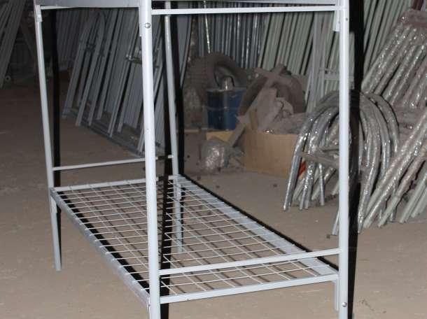 Кровати металлические Эртиль, фотография 2