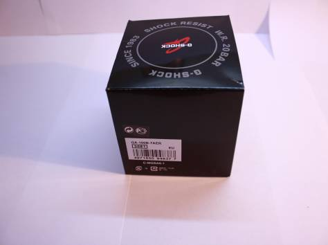 Часы Casio G-Shock GA-100, фотография 1