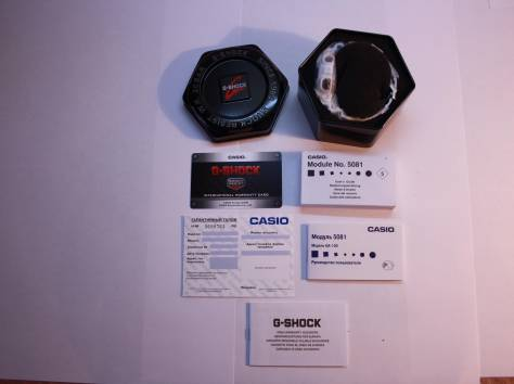 Часы Casio G-Shock GA-100, фотография 2