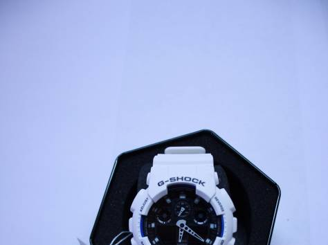 Часы Casio G-Shock GA-100, фотография 5
