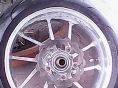 ремонт мото дисков, фотография 2