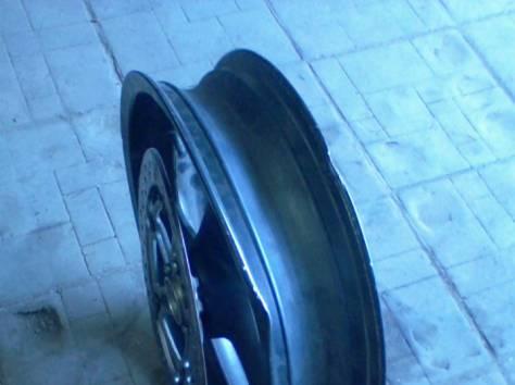 ремонт тормозных мото дисков, фотография 1