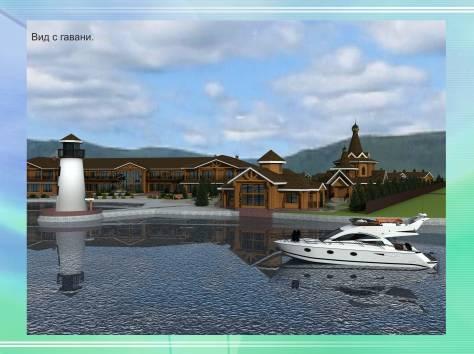ООО «Култукский острог»  предлагает инвесторам совместную реализацию проекта туристического комплекса  на земельном учас, фотография 4