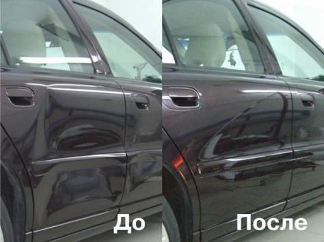Удаление вмятин без покраски в Иркутске, фотография 1