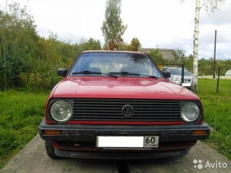 Volkswagen Golf, 1989 г. , фотография 2