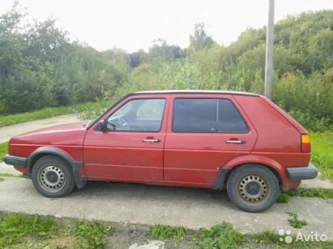 Volkswagen Golf, 1989 г. , фотография 3