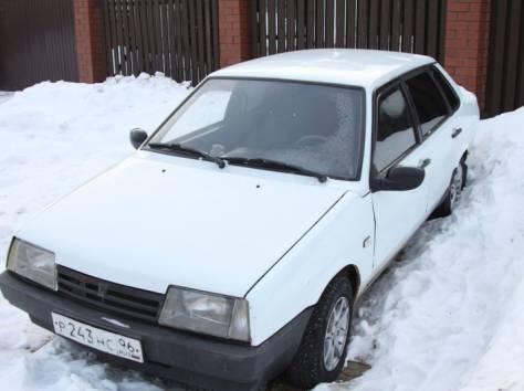 Продам ВАЗ 21099, фотография 1