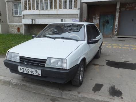 Продам ВАЗ 21099, фотография 4