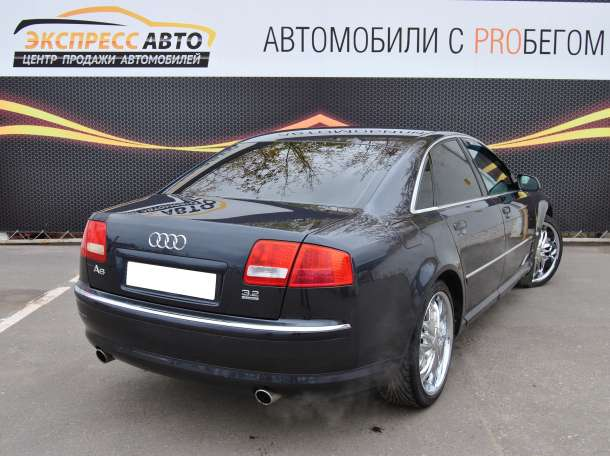 Audi A8, 2006, фотография 4