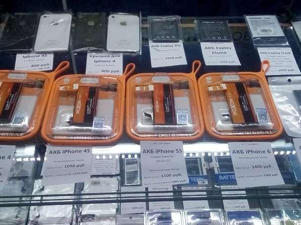 Аккумуляторные батареи для телефонов и планшетов, чехлы, наушники и гарнитура, защитные стекла на телефоны., фотография 4