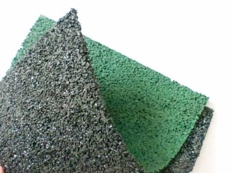 каучуковая плитка резиновая дорожка, фотография 2