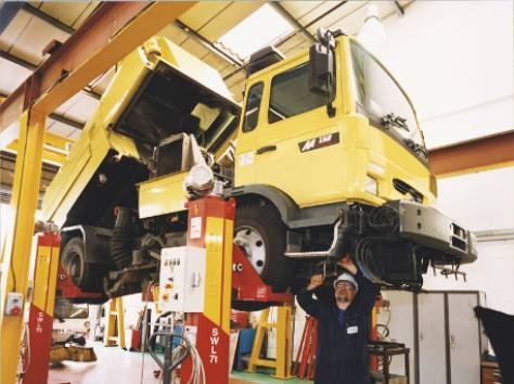 Ремонт дорожно-строительной техники, фотография 1
