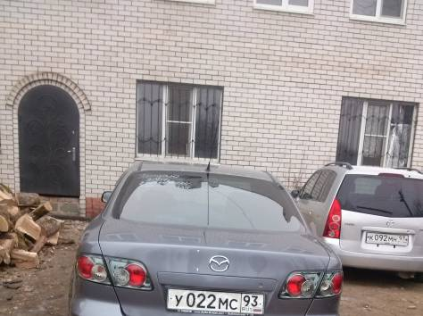 Продам Mazda 6 Отличное состояние. Один хозяин., фотография 3