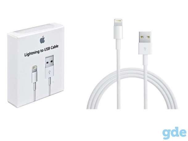 Оригинальный USB кабель на iPhone 5/5s 6/6s, фотография 2