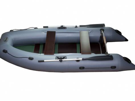 Транцевая пвх лодка Инзер 290Т рф Уфа, фотография 1