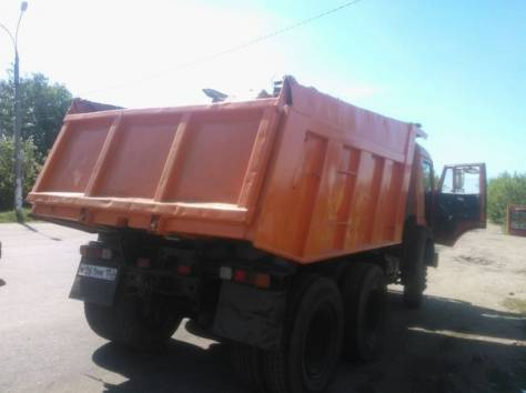 КамАЗ 6511 (2007), фотография 1