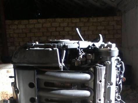 мотор ямаха 250 4-х тактн , фотография 1