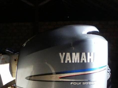 мотор ямаха 250 4-х тактн , фотография 5