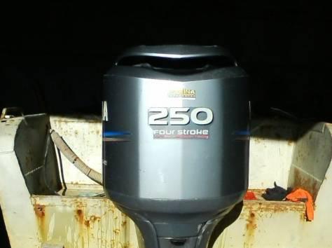 мотор ямаха 250 4-х тактн , фотография 6