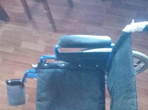 кресло-коляска инвалидная , фотография 3
