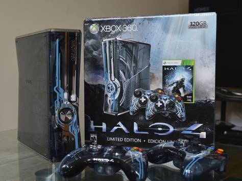 Xbox360Halo Edition320gb, фотография 1