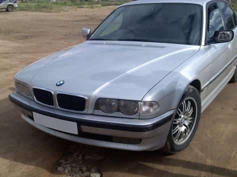 Продаю BMW 7 серии 2001 г. в. в хорошем тех. состоянии. Кузов Е72, модель 728. , фотография 2