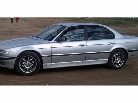 Продаю BMW 7 серии 2001 г. в. в хорошем тех. состоянии. Кузов Е72, модель 728. , фотография 4
