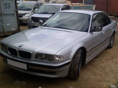 Продаю BMW 7 серии 2001 г. в. в хорошем тех. состоянии. Кузов Е72, модель 728. , фотография 6