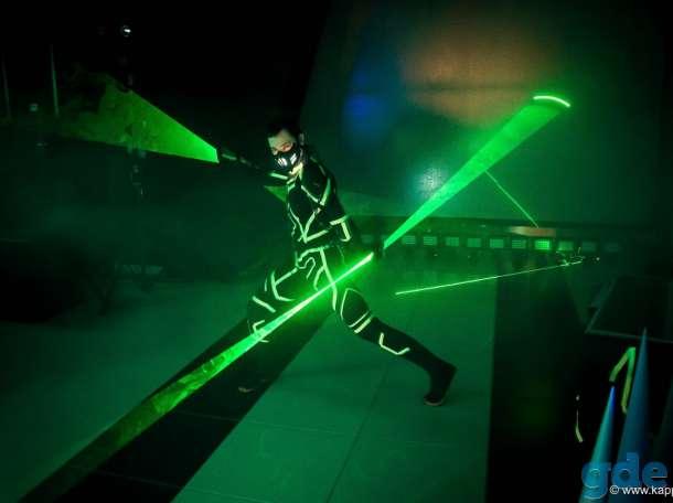 Лазерное шоу -Лазермен Барнаул от Альт Шоу, фотография 6