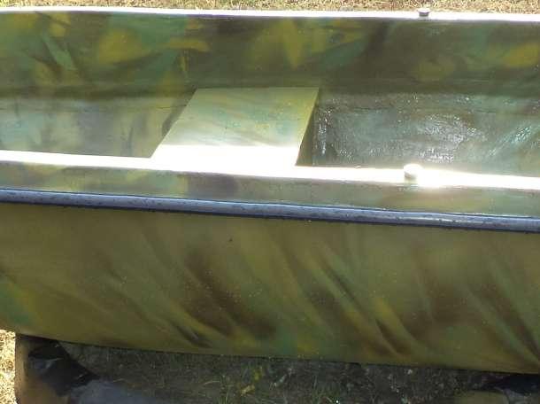 моторно-гребная лодка, фотография 1