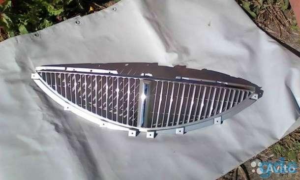 Решётка радиатора, фотография 1