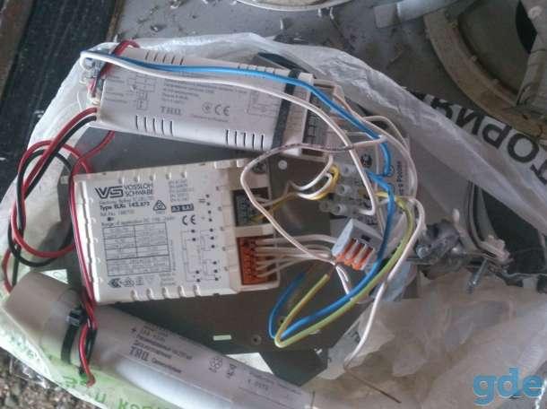 Светильник DLS 226 HF ES1 ЭПРА с авар. блоком, фотография 2