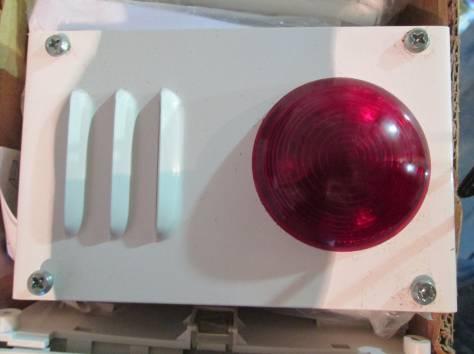 Маяк-12к светозвуковой оповещатель, улич. исп. 12в, фотография 1