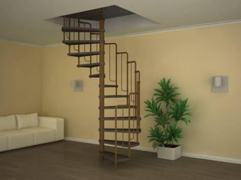 Модульные лестницы для дома., фотография 2