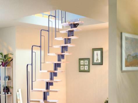 Модульные лестницы для дома., фотография 5