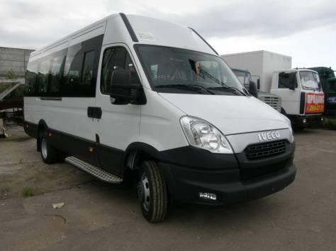 Микроавтобус Ивеко Дейли 50С15V, фотография 5