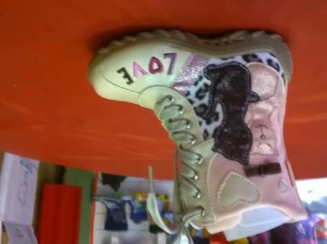 магазин детской и подростковой обуви от производителя гост из натуральных материалов , фотография 2