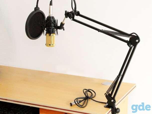 Конденсаторные Микрофоны на Выбор. Жмите, фотография 3