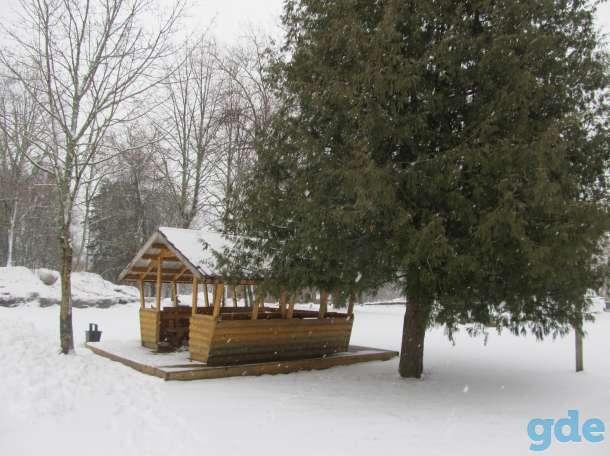 Домик на Новый год, пушкинские горы Алтун 21, фотография 3