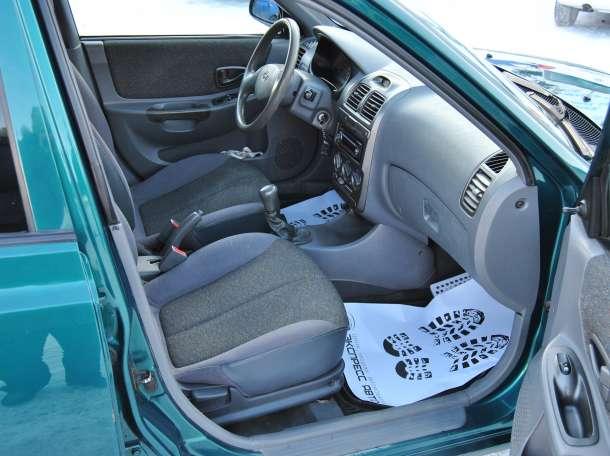Hyundai Accent, 2001, фотография 6