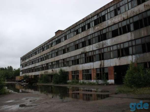 Производственно-складской комплекс, 11 575 кв.м., фотография 1