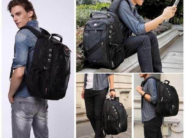 Рюкзак, который не даст почувствовать усталость, фотография 1