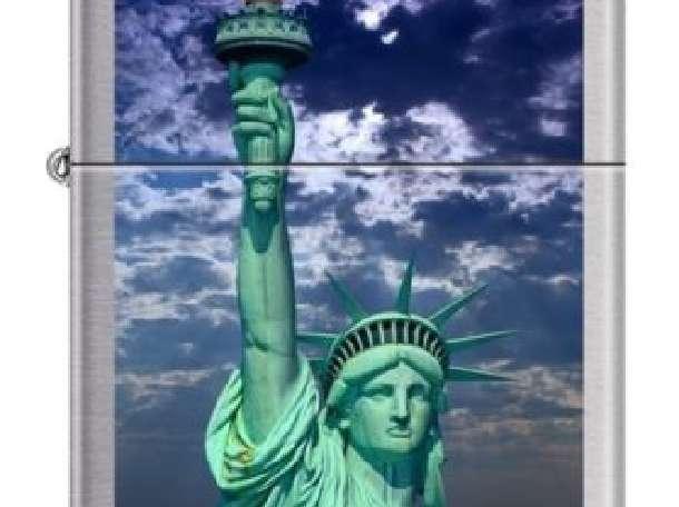 Зажигалка Zippo 3649 New York Statue, фотография 1