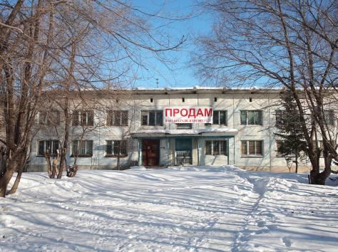 Продам здание, ул. Приречная, 81/а, фотография 1