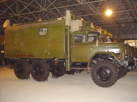 ЗИЛ 131 кунг, платформа,ПАРМ 1М, фотография 1