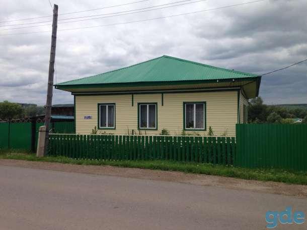 продажа дома, село Большеустьикинское ул. Советская 58, фотография 1