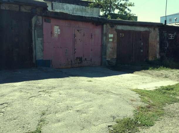 Продам гараж (железобетон), ул. Короленко. 81, фотография 3