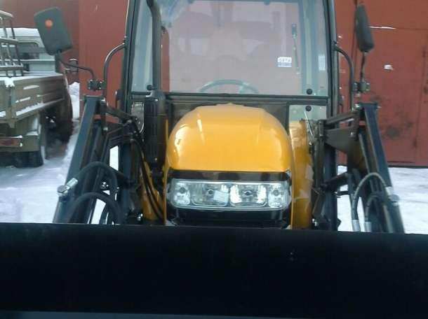 Минитрактор полноприводный с кабиной Jinma 244 , фотография 7